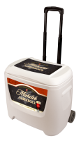 Amberbock 28 Quart White Cooler