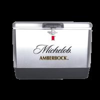 Amberbock 54 Quart Steel Cooler