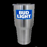 Bud Light 30oz Hot/Cold Tumbler