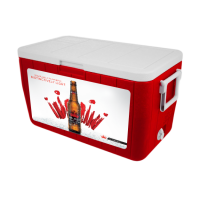 Bud Select 48 Quart Cooler