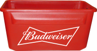 Budweiser Large Vending Tray with Brand  Logo
