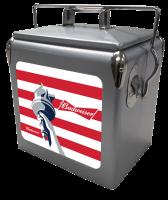 Budweiser Liberty 13 Quart Retro Cooler