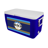 Busch 48 Quart Cooler With Full Brand Graphics