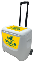 Landshark 28 Quart White Cooler
