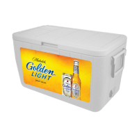 Michelob Golden Light 48 Quart Cooler W/Full Brand Graphics