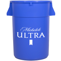Michelob Ultra 32 Gallon Keg Tub with Brand Logo