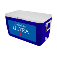 Michelob Ultra 48 Quart Cooler With Full Brand Graphics