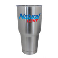 Natural Light 30oz Hot/Cold Tumbler