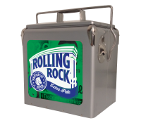 Rolling Rock 13 Quart Retro Cooler