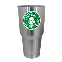 Rolling Rock 30oz Hot/Cold Tumbler