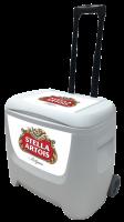 Stella Artois 28 Quart White Cooler
